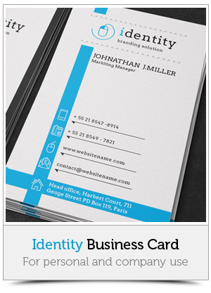 Minimal Business Card 001 - 6