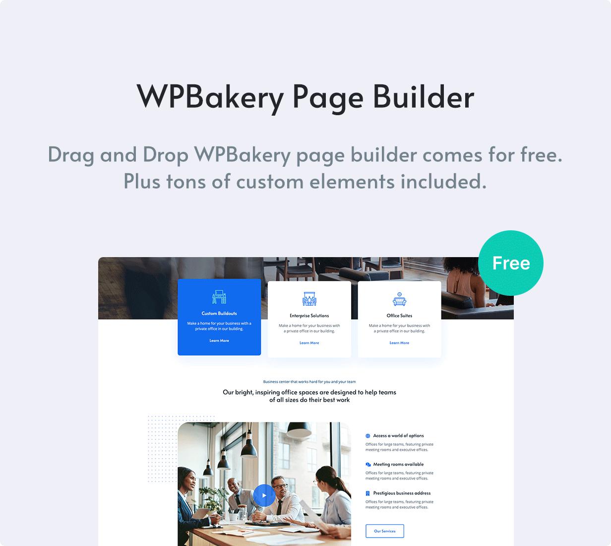 Worksquare v1.2-共享办公空间WordPress主题插图4