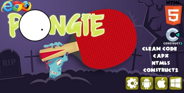 Chase Zombie - HTML5 Game (Construct 3) - 12