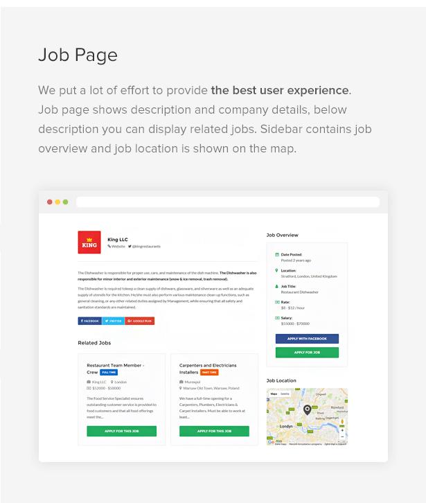 WorkScout - Job Board WordPress Theme - 11