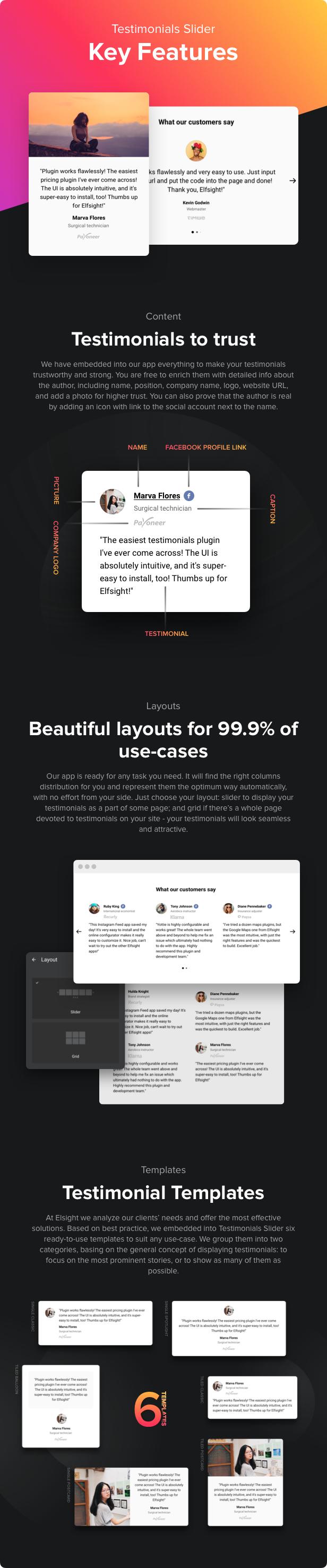Testimonials Slider - WordPress Testimonials Plugin - 3