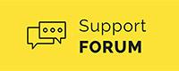 Support forum