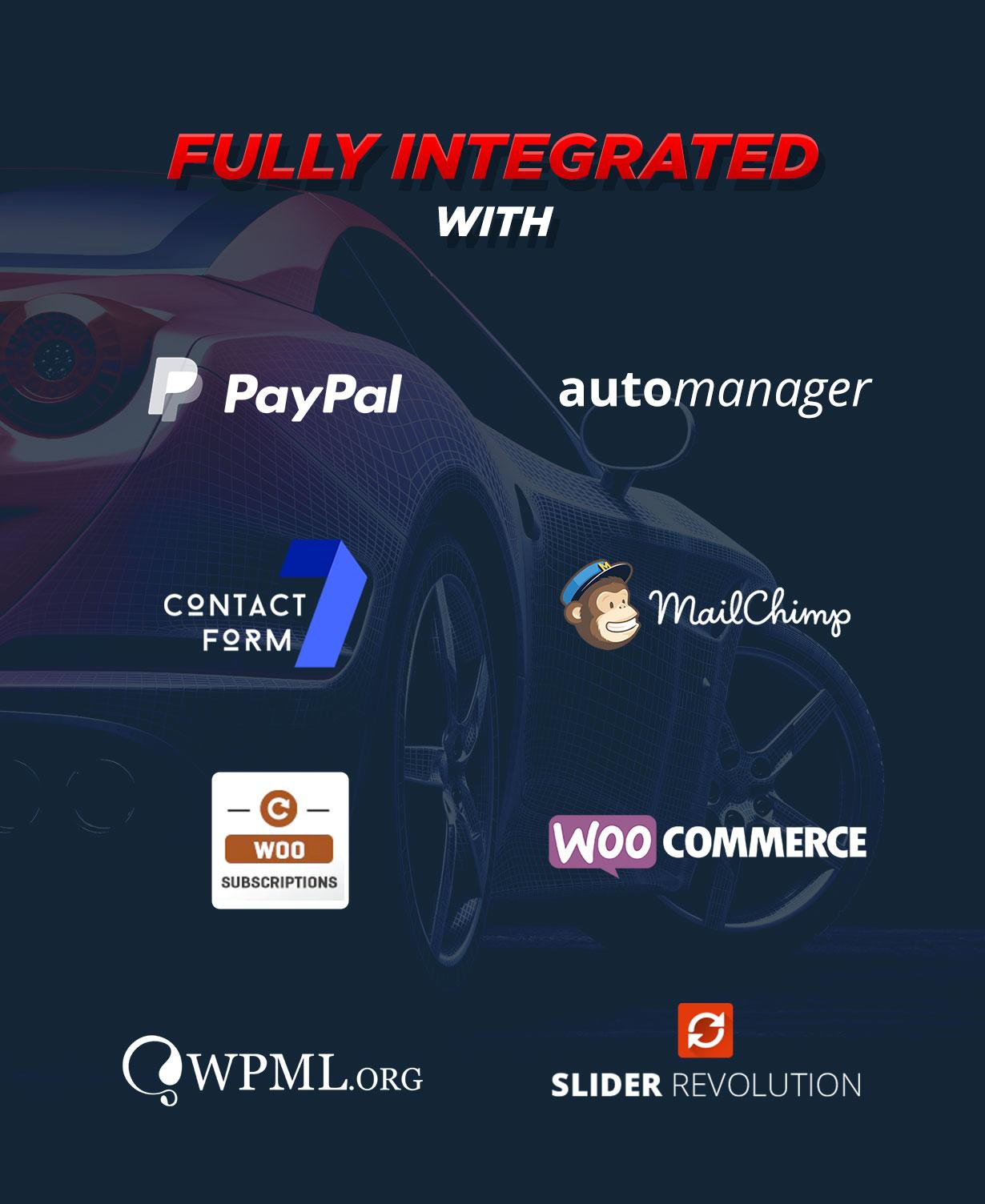Motors - Car Dealer, Rental & Listing WordPress theme - 7