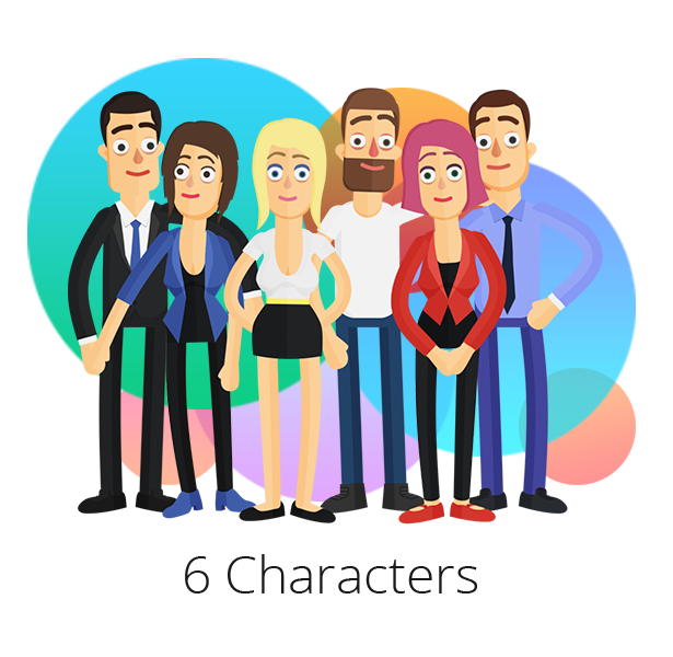 Character Design Animation Toolkit Download : Explainer video toolkit by taerar videohive