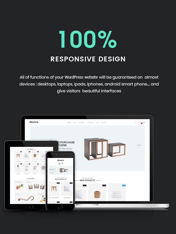 Nevara - Furniture Theme for WooCommerce WordPress 38