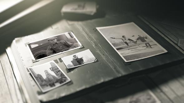 Old Book History Album - 23