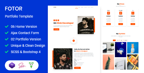 Langona - Business Agency HTML Template - 6