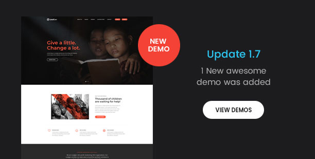 LeadGen - Multipurpose Marketing Landing Page Pack with Page Builder - 3