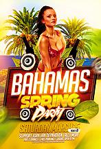 Bahamas Spring Party