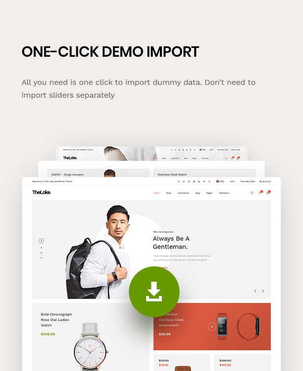 TheLoke - Multi-Purpose & Electronics Store WooCommerce Theme - 5