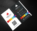 Sticker Business Card - 131