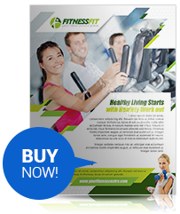 Fitness & Sport Flyer Template Vol.14 - 14
