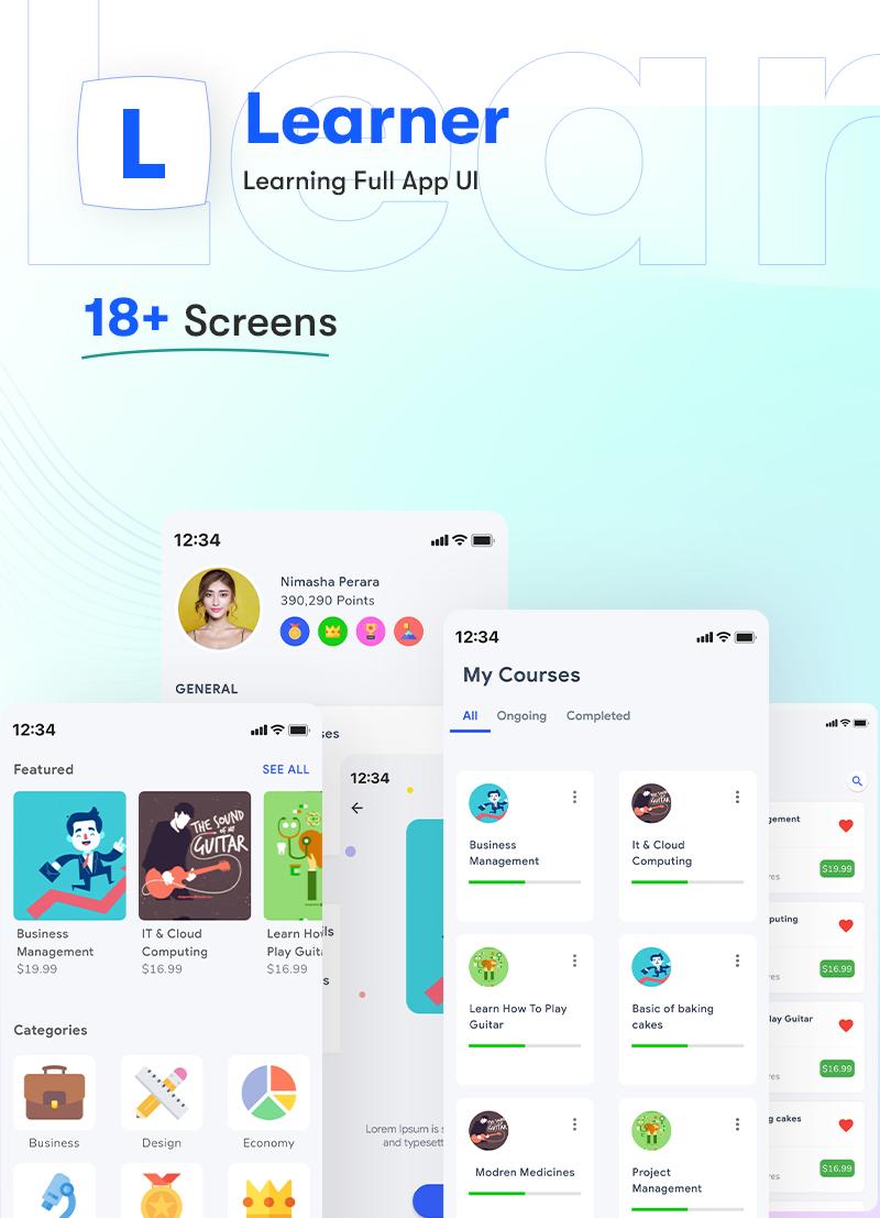 ProKit - Best Selling Flutter UI Kit - 11
