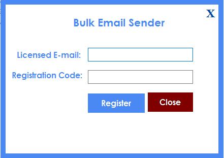 BULK EMAIL Marketing Software - 7