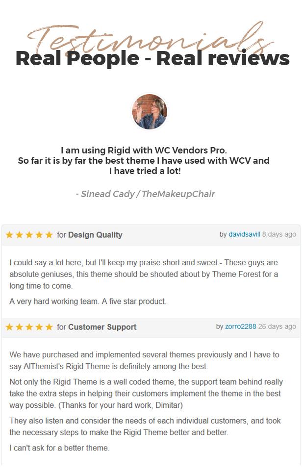Rigid -  WooCommerce Theme for Enhanced Shops and Multi Vendor Marketplaces - 6
