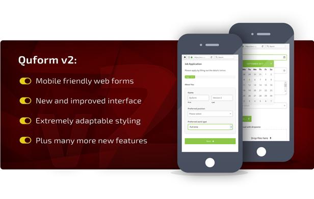 Quform 2 features intro
