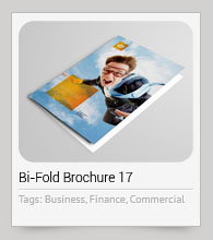 Bi-Fold Brochure 35 - 20