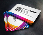 Sticker Business Card - 46