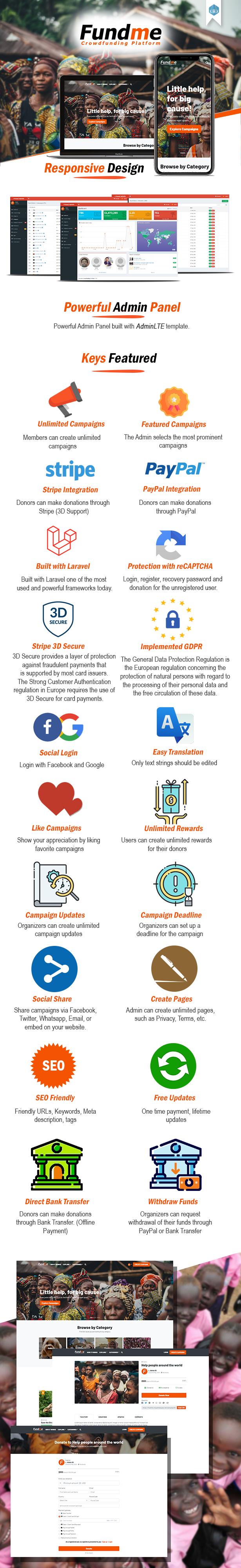Fundme - Crowdfunding Platform - 1