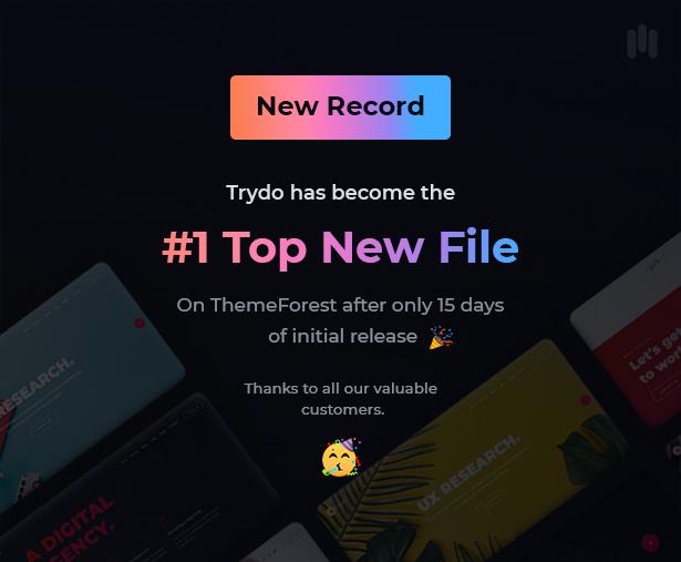 Trydo v1.0.0-Creative Agency&Portfolio WordPress主题插图8