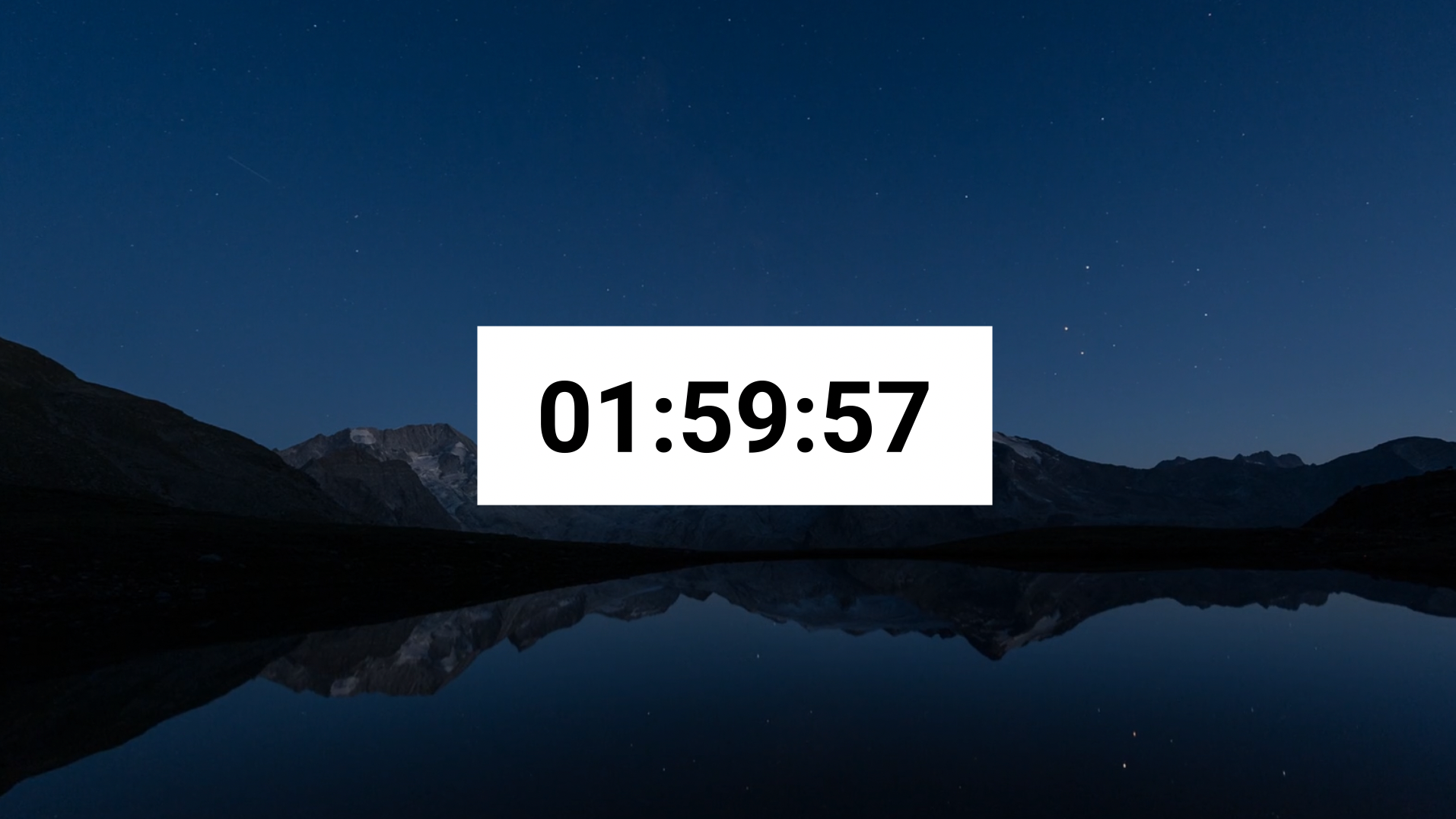 Countdowns & Timers Pack - 7