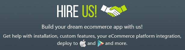 WooCommerce Ionic Mobile App & REST API - 16