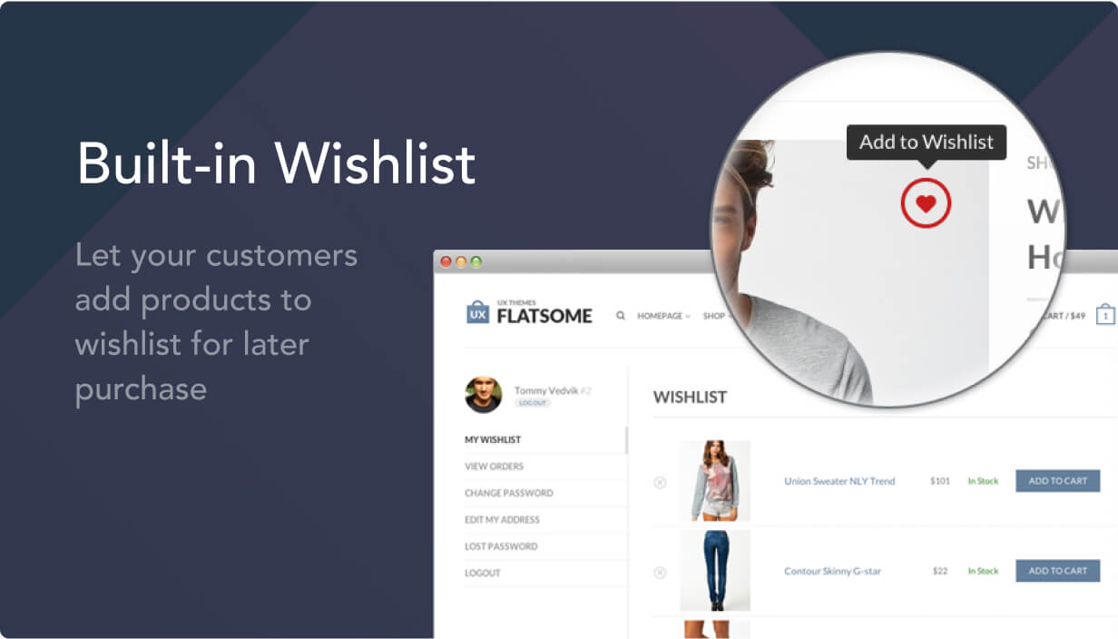 Flatsome | Multi-Purpose Responsive WooCommerce Theme - OXICAT Boutique