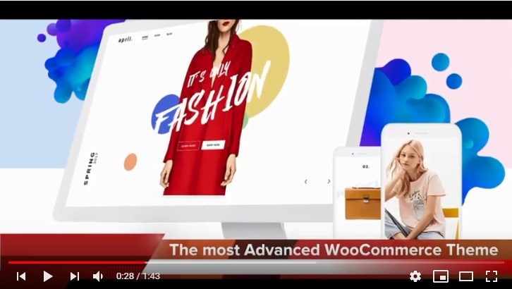 APRIL - Fashion WooCommerce WordPress Theme - 25