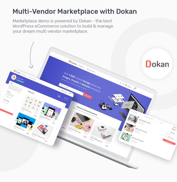 Cartzilla - Digital Marketplace & Store WordPress Theme - 6