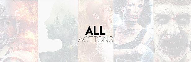 Concept Art Photoshop Action - 55