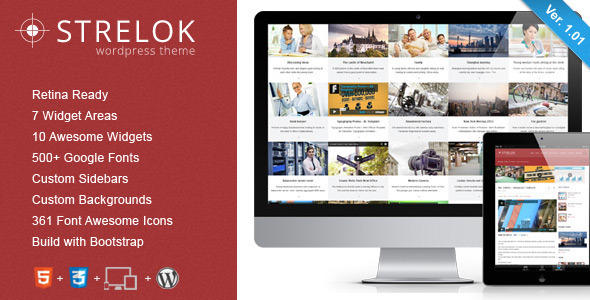 Centurion - WordPress Blog Theme - 20