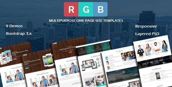 HOLIDAY - Multipurpose Responsive HTML Landing Page - 4