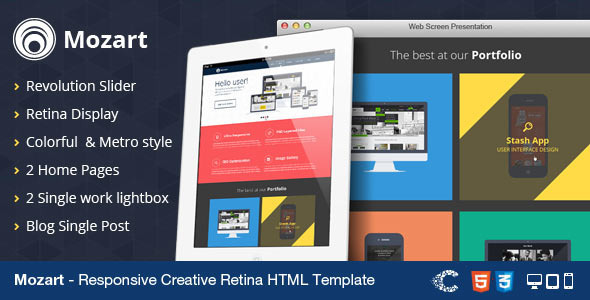 Spooky - Responsive One Page HTML Template - 12