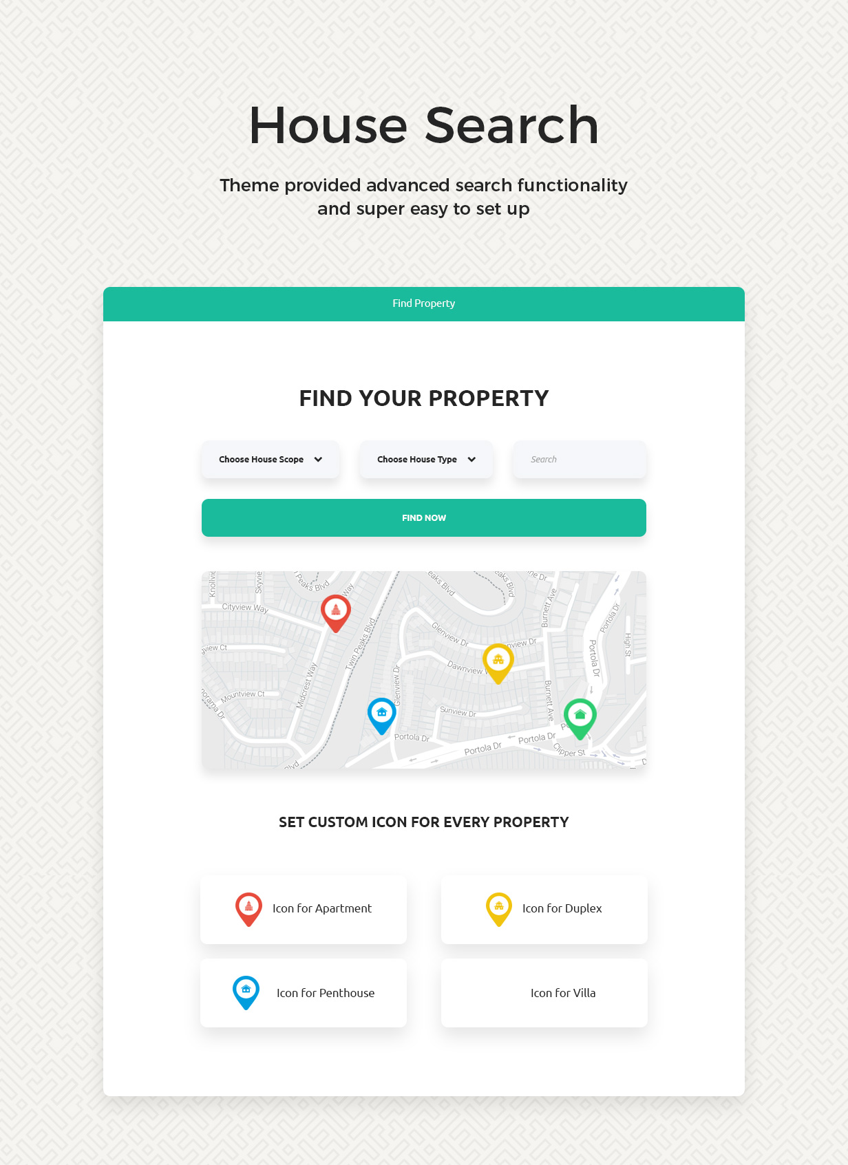 Housell - Modern Real Estate WordPress Theme