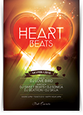 Hear Beats Flyer