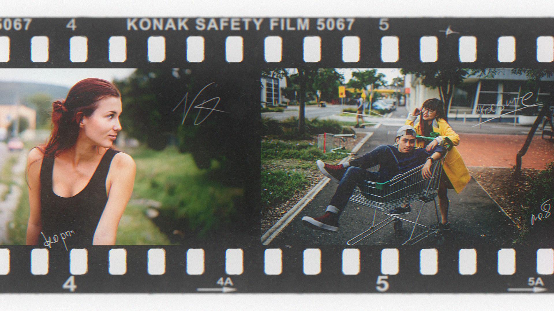 Memories | Vintage Film Slideshow - 2