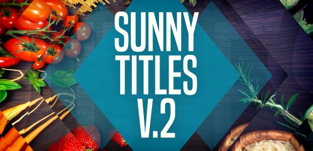 Sunny Titles v.2