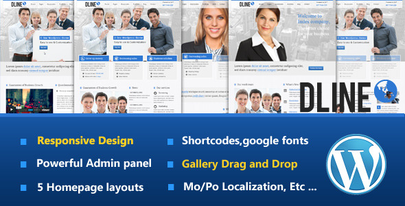 Moodie Multi-Purpose WordPress Theme - 12
