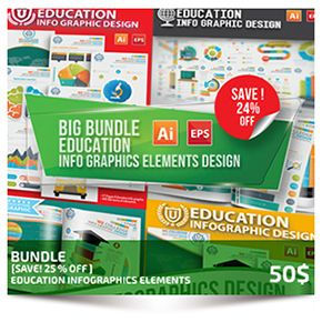Big Infographics Elements Design - 2