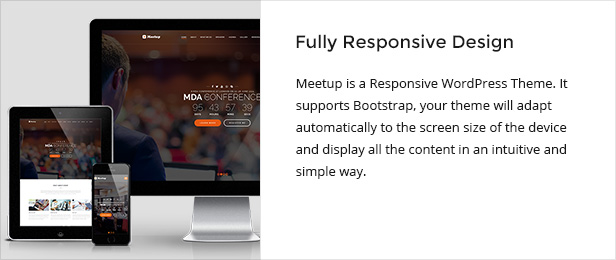 Meetup - Conference Event WordPress Theme - 8