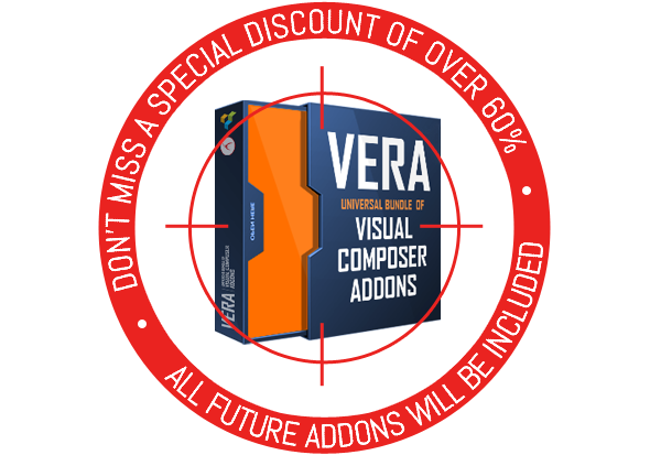 vera universal bundle of visual composer addons