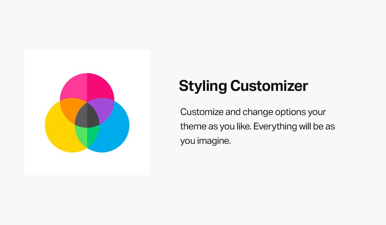 Styling Customizer