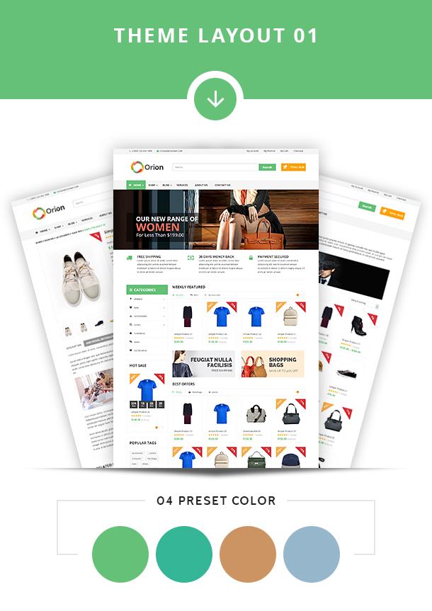 VG Orion - Business & eCommerce WordPress Theme - 6