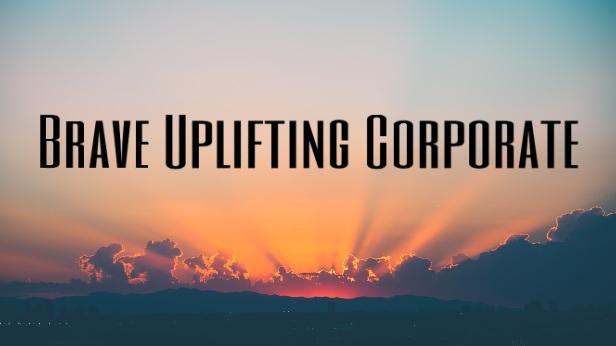 Brave Uplifting Corporate - 1