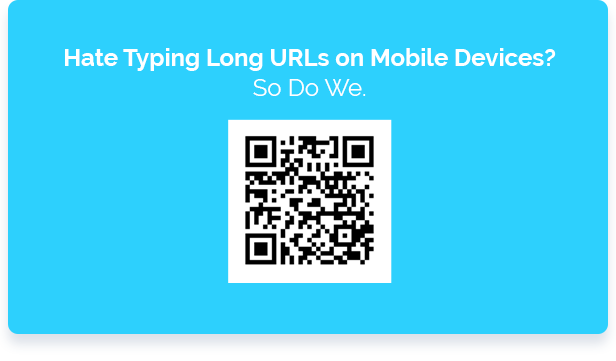 airpro theme demo qr code