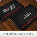 Clean Carbon Business Card