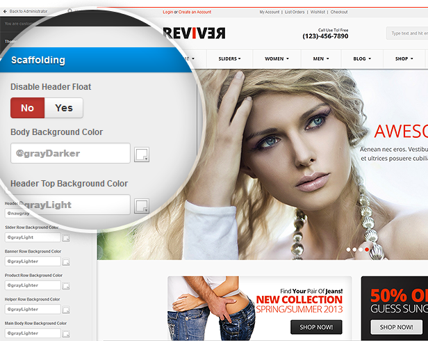 Reviver - Responsive Multipurpose VirtueMart Theme - 22