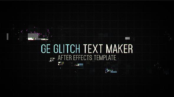 Ge Glitch Text Maker 2 - 5