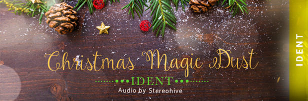 Stereohive - Christmas Magic Dust