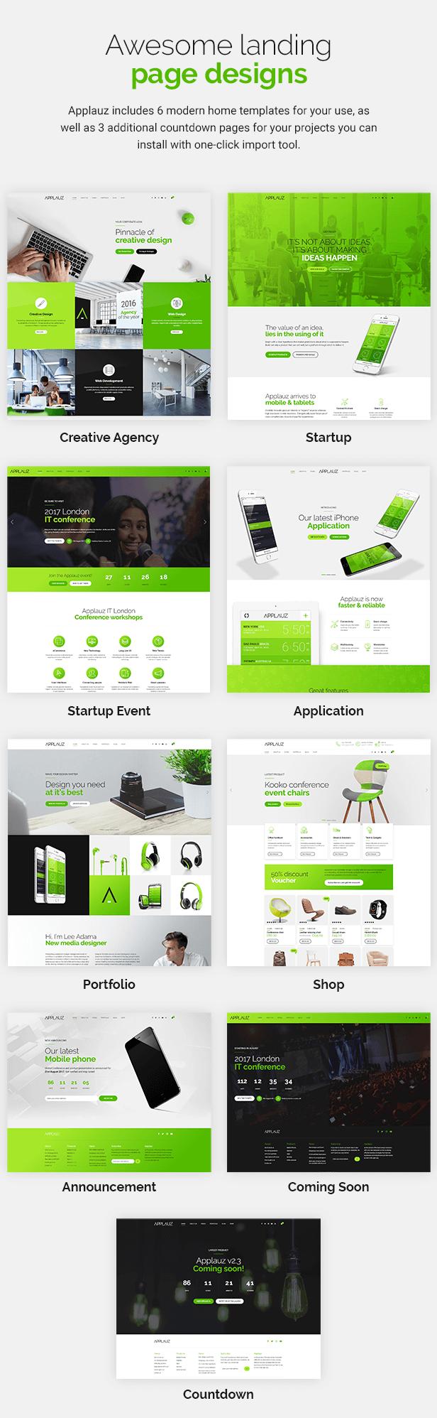 Applauz - Software, Technology, Startup & Digital Business - 2